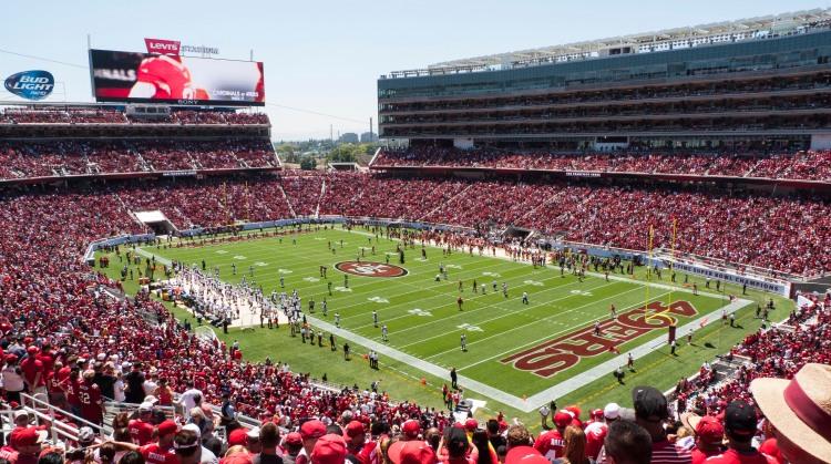 Sports Technology Stadium